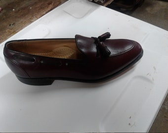 Johnston and Murphy Dress Loafer with Tassel Never Worn