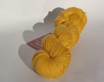 BFL/Nylon (80/20) - hand - dyed 100g