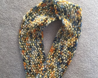 Hand-painted Multicolour Cowls