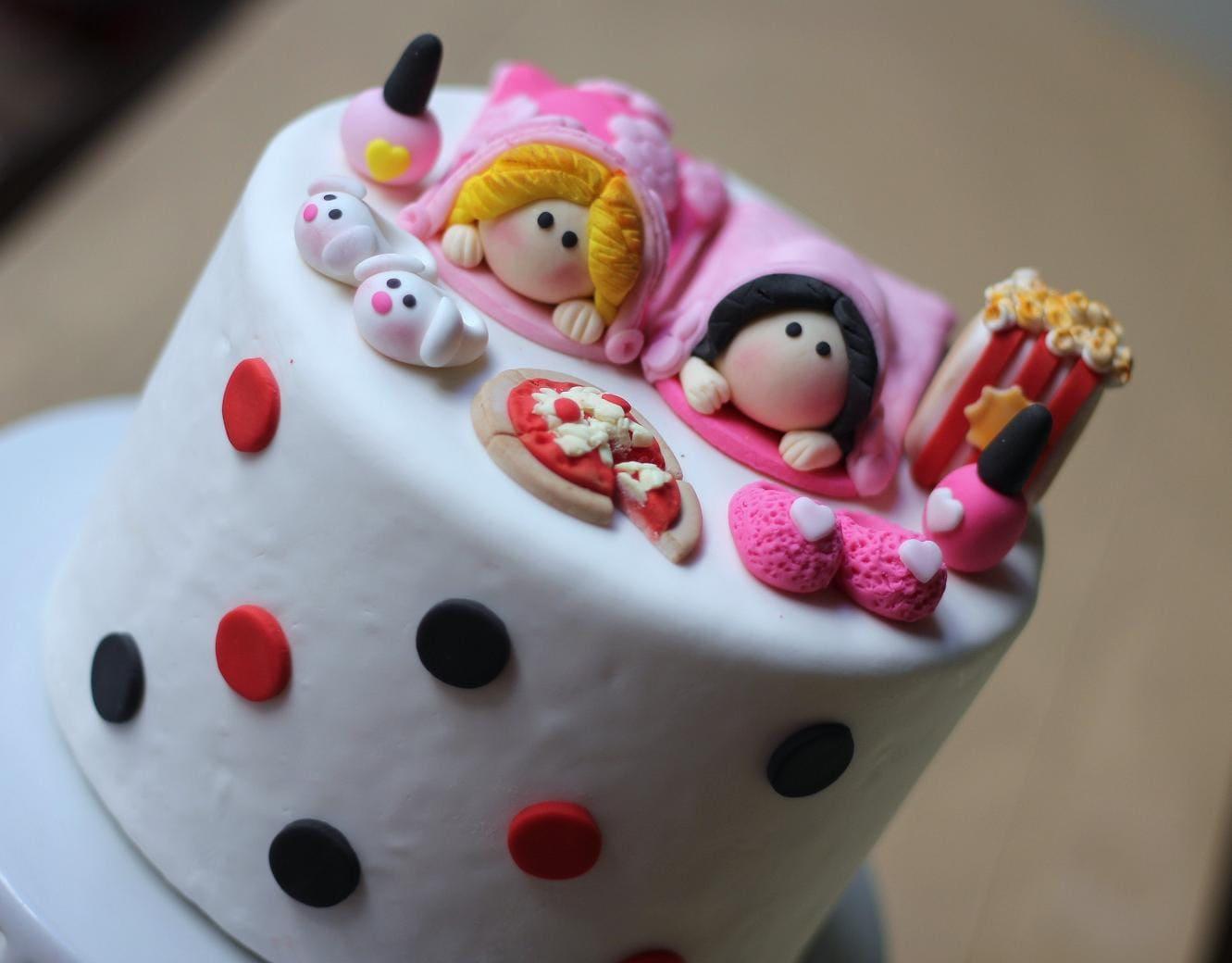 Slumber Party Cake Cake Recipe