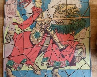 Warrior Antique Puzzle