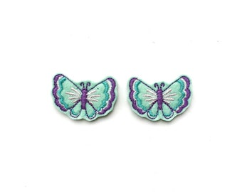 Butterfly Feltie, butterfly hair clips, butterfly clips, hair clips, butterfly headband, girls hair clips, toddler clips, hair accessories