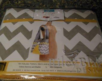 Riley Blake Sew Together Zig Zag Bag Kit