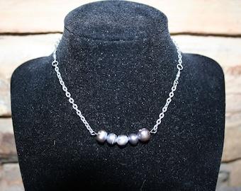 Elara Pearl Necklace