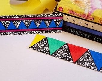 Bookmarks ~ Triangle Tango