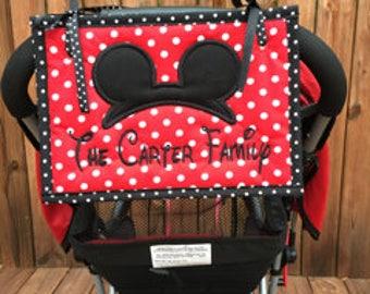 Disney stroller spotter