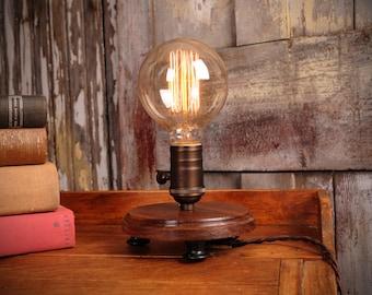 Traditional Edison Lamp, office lamp, desk lamp, table lamp