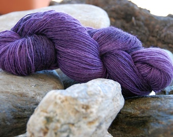 handdyed yarn -  100g -  Colour 56