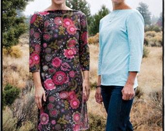 20% Off! Valori Wells PATTERN - Girlfriends - Sondy Top / Dress