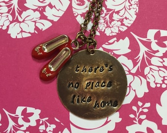 There's No Place Like Home Necklace