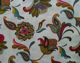 "Covington Savannah Home Decorator Fabric 3.7 Yards x 54"""