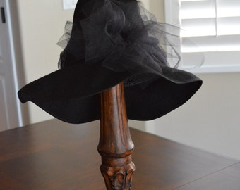 Adults Halloween Witch Hat Made To Order