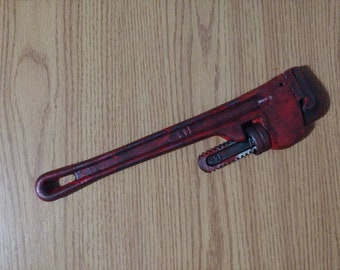 Bioshock Inspired Monkey Wrench For Display or Use !