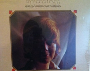 Sealed Diana Trask Sings About Loving Sealed Country Record Album