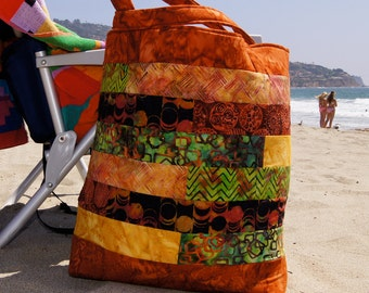 PDF Pacific Carryall Bag Purse SEWING PATTERN