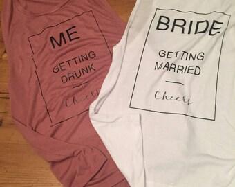 Bride + Me
