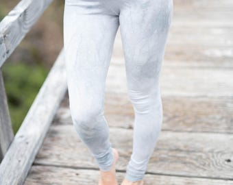 ChinaCat Leggings ~Organic Clothing~ <<Hand Dyed Hemp>>