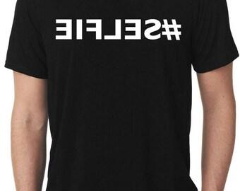 Mirror Shirt #SELFIE Mirror Picture Selfie Shirt VNLapparel
