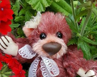 Artist Bear Little Cherry Blossom