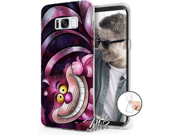 Case Cover Soft Case for Samsung Galaxy S8 s8 PLUS type Gattocheshire