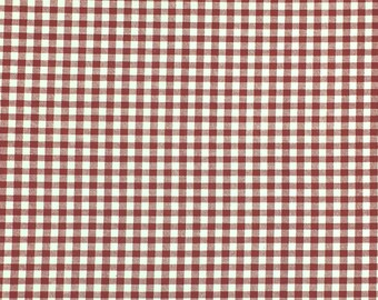 Gingham Fabric, Gingham Fabric by the Yard, 100%Cotton Fabric, Plaid Cotton Fabric, Apparel Fabric, Quilting Material, Cotton Gingham Fabric