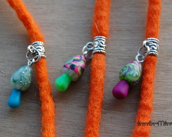 UV Dread beads
