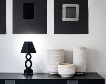 Led table lamp Ahua Design - designer lamp, gift for inauguration, bedside lamp, desk lamp, gift de boda,