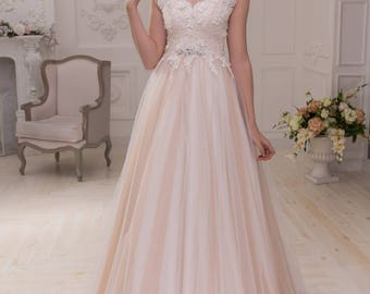 Wedding dress wedding dress bridal gown LILYAN