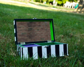 Beetlejuice Jewelry Box