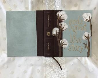 Cotton Fields Bible