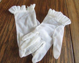 Child's Sheer Gloves