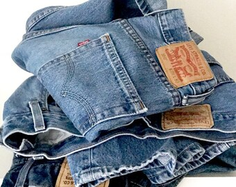 Vintage Levis Jeans   Red Tab Vintage Levi 517 High Waisted Levi   W29 Levis 517