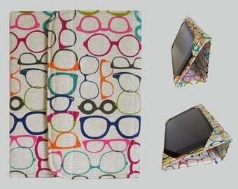 iPad Cover Hardcover, iPad Case, iPad Mini Cover, iPad Mini Case, iPad Air Case, iPad Pro Case, iPad 2, iPad 3, iPad 4 Glasses