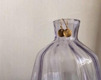 LIL MOONY - Gold earrings