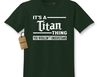 It's A Titan Thing Kids T-shirt
