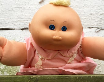 ON SALE!! Cabbage Patch Doll Premie Vintage 1984