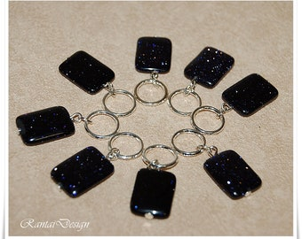 Stitch markers Knitting Key Chain accessories ring Marker stitch marker snagless marker for knitting