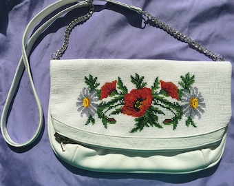 Beaded woman's handbag