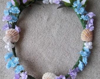 Bridal Floral Headrings
