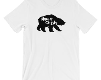 Mama Grizzly T-Shirt (Lots of colors!)
