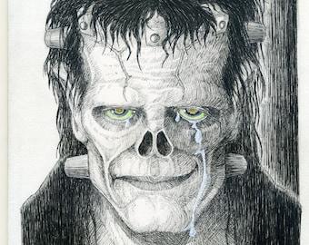 Frankenstein's Creation (2017)