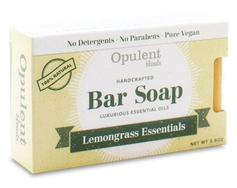 Natural Bar Soap - Lemongrass
