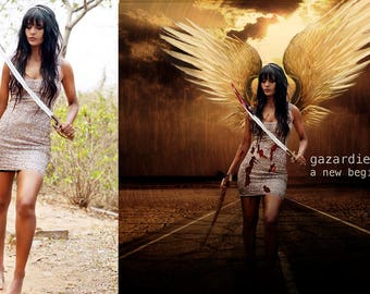 Fantasy Retouching   Give your picture a surreal theme   Photoshop manipulation   High end Fantasy Retouching