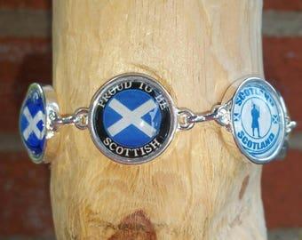 Scotland 6 image Scottish bracelet
