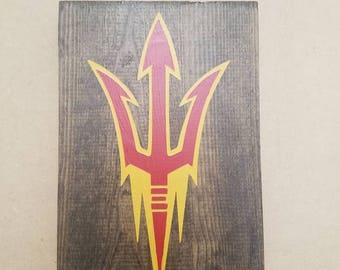 Arizona State pitchfork