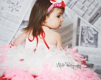 feather dress, pageant outfit, feather dress, feather tutu, tutu couture, dress couture, high fashion, child feather tutu, couture feather