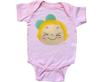 mi cielo x Lemon and Sugar - Lemon - Infant Bodysuit