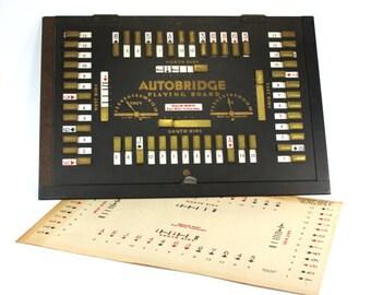 Vintage Game AutoBridge 1946