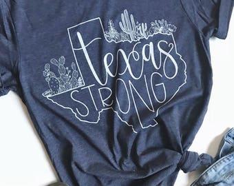 TEXAS STRONG tee | Texas Strong | T-shirt