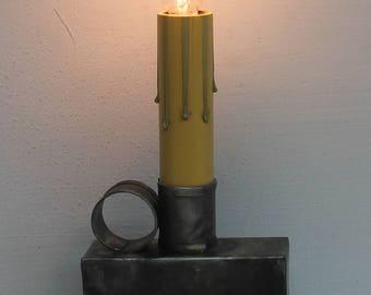 Tin Window Light  3-114